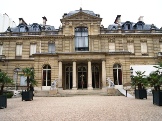 The Jacquemart Andre museum: the Impressionists in Normandy