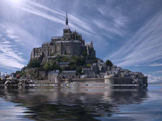 New one-day excursion to the Mont St Michel